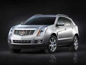 Обновленный Cadillac SRX видео