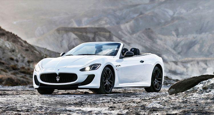 Актуализированный Maserati GranCabrio обзор