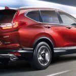 Обзор нового Хонда CR-V