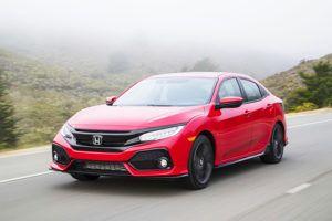 Обновленная Хонда Civic 2017 года обзор
