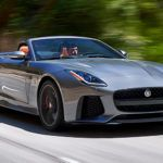 Обзор Кабриолета Jaguar F-Type SVR