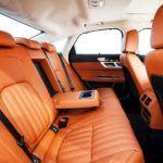 Седан Jaguar XF полный обзор