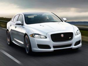 Обновленный Jaguar XJ седан видео