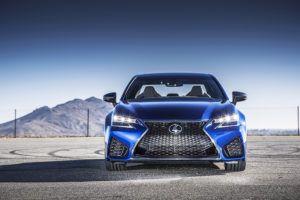 Актуализированный Lexus GS F седан обзор