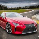 Обзор нового Купе Lexus LC