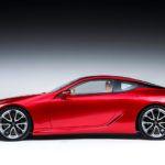 Обзор нового Купе Lexus LC 500