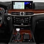 Обзор обновленного Внедорожника Lexus LX