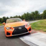 Обзор нового Купе Lexus RC F