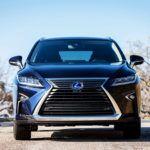 Обновленный Кроссовер Lexus RX обзор