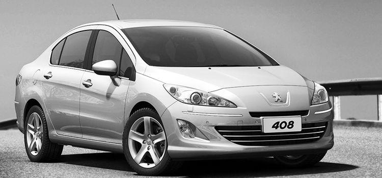 Обновленный Peugeot 408 седан обзор
