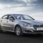 Обзор обновленного Седана Peugeot 508