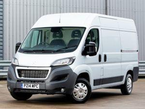 Актуализированный Peugeot Boxer фургон и микроавтобус обзор