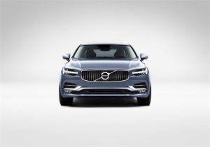 Volvo S90 седан обзор