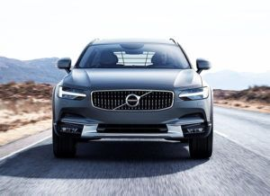 Доработанный Volvo V90 Cross Country универсал фотогалерея