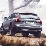 Обзор Универсала Volvo V90 Cross Country