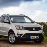 Обзор SsangYong Actyon