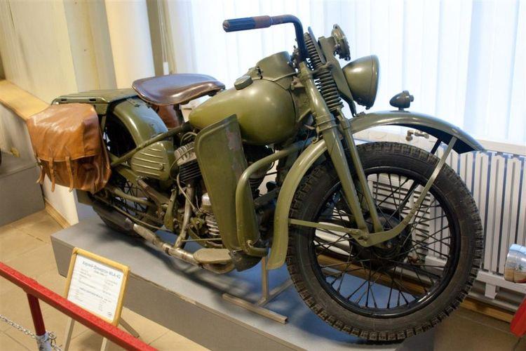 Harley Davidson WLA-42