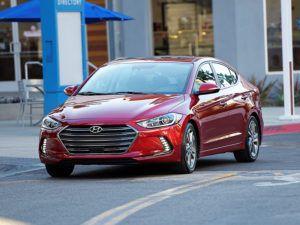 Обновленный Hyundai Elantra фото