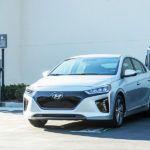 Краткий обзор Hyundai Ioniq — гибридное чудо