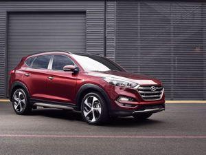 Доработанный Hyundai Tucson видео обзор
