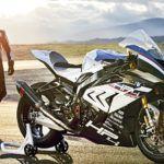 Обзор мотоцикла BMW HP4 Race