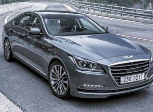 Новый Hyundai Genesis 2017-2018 года