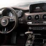 Kia Stinger 2017-2018 обзор и комплектации