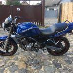 Мотоцикл Kawasaki Balius 250