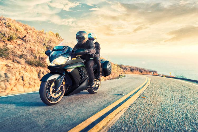 Мотоцикл Kawasaki Concours 14