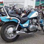 Мотоцикл Кавасаки EN 400 Vulcan