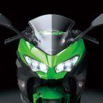 Мотоцикл Kawasaki ER-4