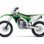 Мотоцикл Kawasaki KX450F - байк по типу своему кроссовый