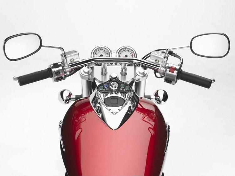 Мотоцикл Kawasaki VN 1600 Vulcan