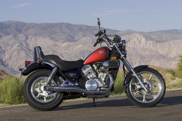 Мотоцикл Kawasaki VN 750 Vulcan