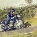 Мотоцикл Kawasaki W800