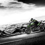 Мотоцикл Kawasaki Z1000 — новый уличный боец в классе нейкед