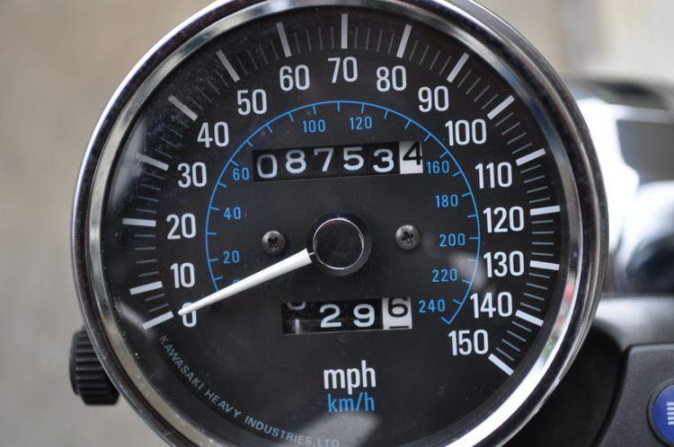 Kawasaki ZL 600 Eliminator