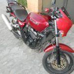 Мотоцикл Kawasaki ZRX 1100