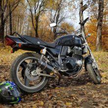 Мотоцикл Kawasaki ZRX 400 — оставил заметный след в индустрии