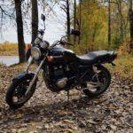 Мотоцикл Kawasaki ZRX 400 - оставил заметный след в индустрии