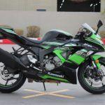 Мотоцикл Kawasaki Ninja ZX6R