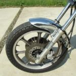 Мотоцикл Kawasaki VZ 750 Twin