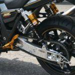Обзор Мотоцикла Kawasaki ZRX 1200