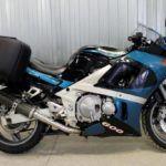 Мотоцикл Kawasaki ZZR 600