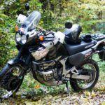 Мотоцикл Honda XRV 750 Africa Twin — легендарный туристический эндуро