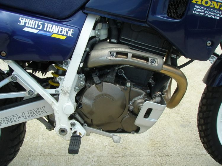 Мотоцикл Honda AX-1