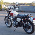 Мотоцикл Honda CB 400 SS