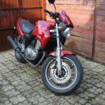 Honda CB 500 - стал одним из лучших байков для городской среды