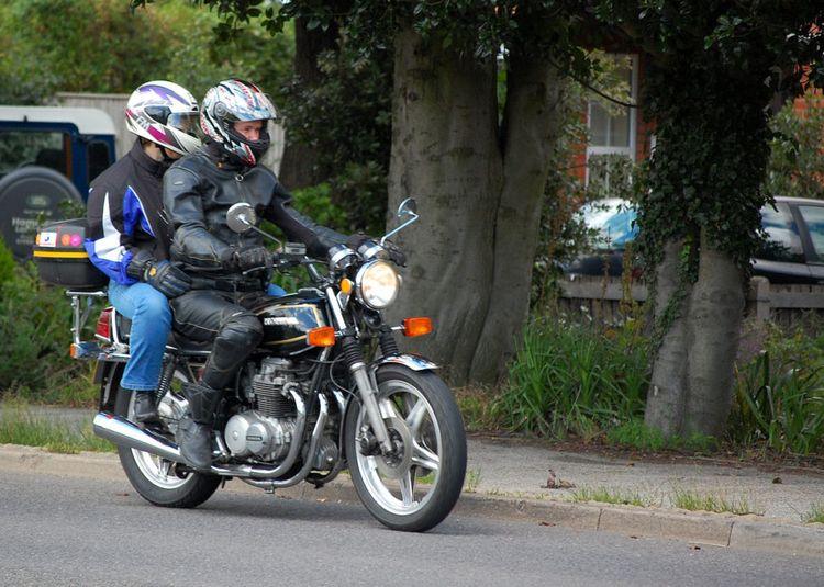 Обзор Honda CB 650 - один из лучших представителей ретро-классики