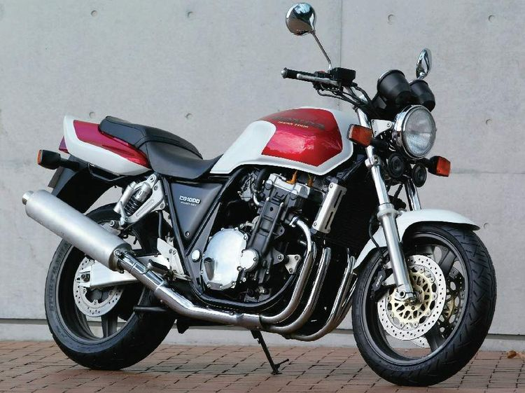 Обзор мотоцикла Honda CB 1000